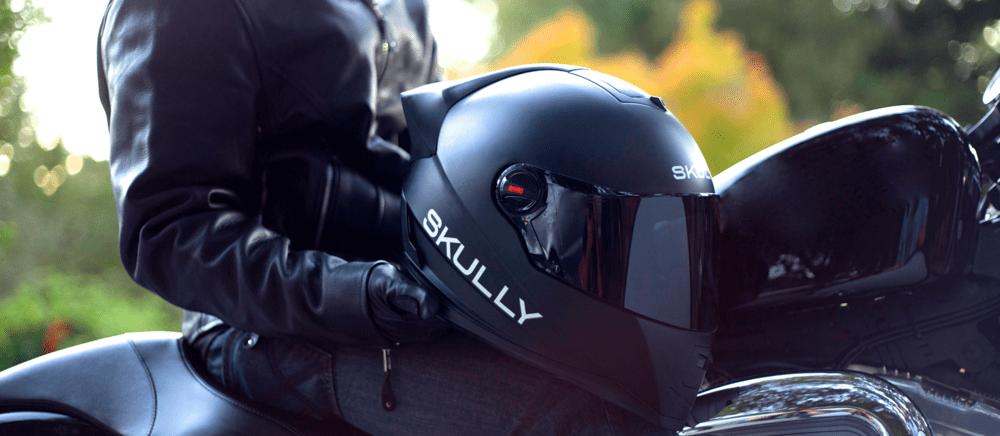 [Vidéo] Le casque moto hi-tech, c'est pour l'année prochaine