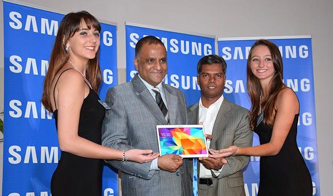 [Vidéo] Le Samsung Galaxy Tab S débarque à Maurice