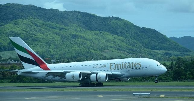 Emirates' second daily A380 to Mauritius to start earlier than scheduled