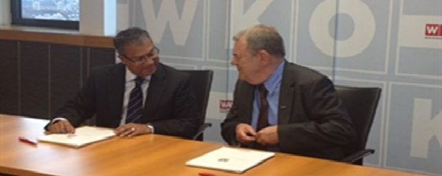 Mauritius signs agreement with Austria for economic co-operation