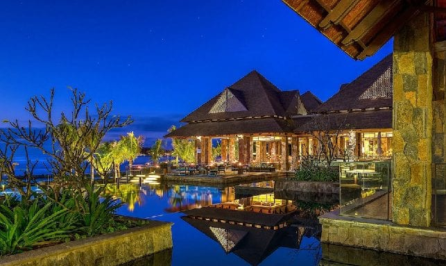 Vive le tourisme: Starwood Hotels & Resorts opens first Westin in Mauritius