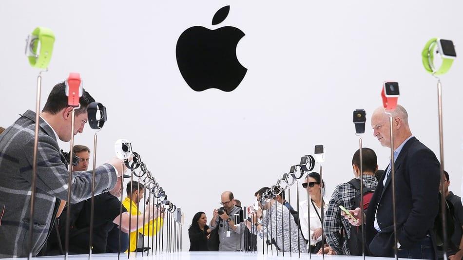 Apple et ses nouveaux joujoux