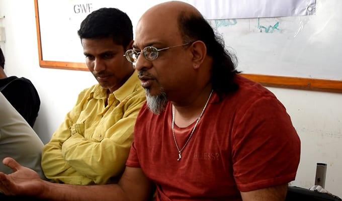[Vidéo – Transport] Ashok Subron : «Nous sommes prêts pour la bataille comme pour le dialogue»