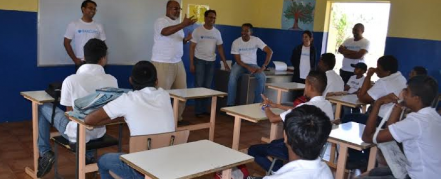 Barclays Mauritius celebrates 'Make a Difference' Day by empowering youth