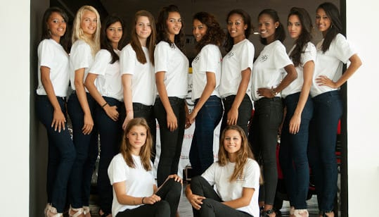 Elite Model Look : Les 12 finalistes mauriciennes connues