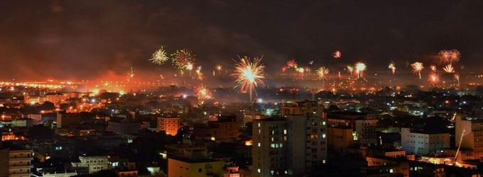 Satyajit Boolell en faveur de l'interdiction des feux d'artifice