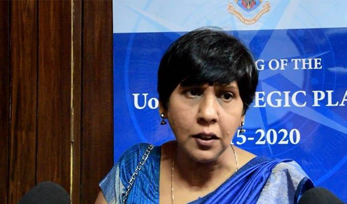 [Vidéo] Leela Devi Dookun annonce l'élaboration d'une Higher Education Act