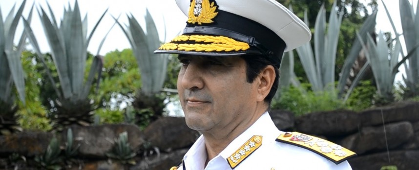 "[Video Interview] Admiral Robin Dhowan: ""The maritime potential of Mauritius is phenomenal"""