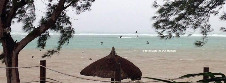 Météo-Rodrigues : Fortes averses et orages cette nuit et demain matin
