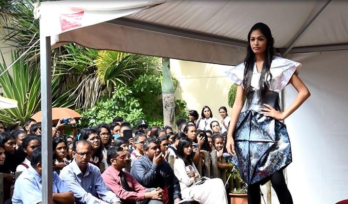 [Vidéo] Le Fashion and Design Institute montre l'étendue de ses formations lors de journées portes ouvertes