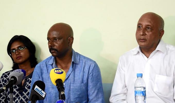[Vidéo] Les membres des régionales du no 1 et du no 4 du MMM démissionnent du parti