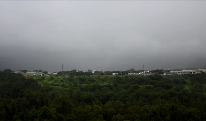 [Audio] Des pluies occasionnelles persisteront ce mardi soir et demain