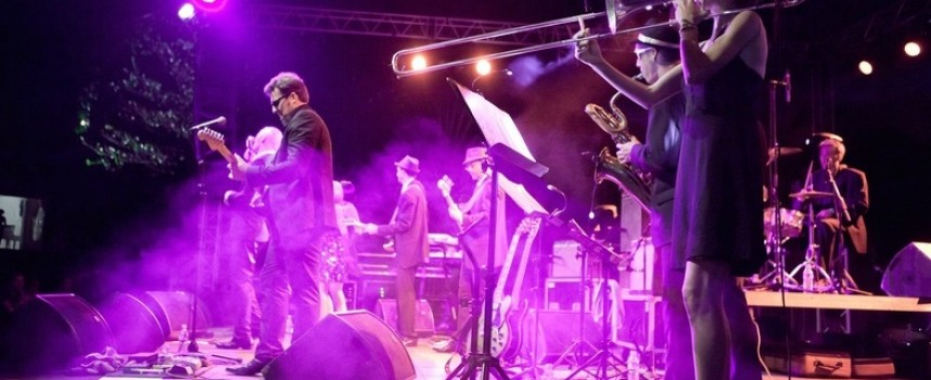 [Vidéo] Yaourt Soul Experience: Week-end en Big Band
