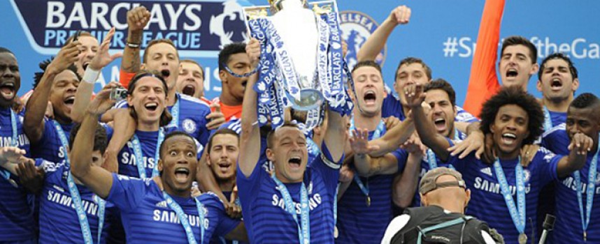 English Premier League: Le calendrier de la saison 2015-2016 disponible