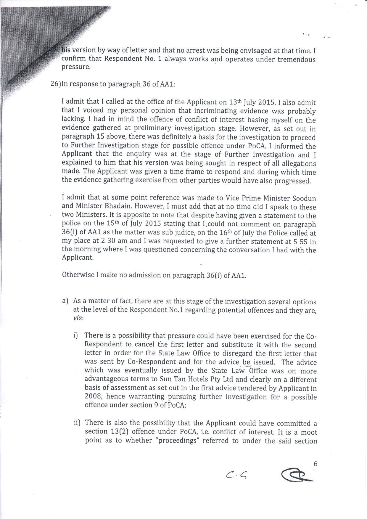 affidavit ICAC boolell 06