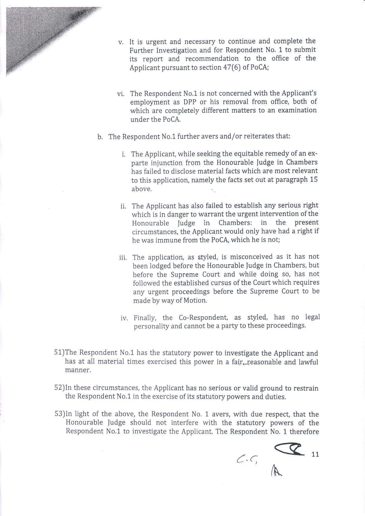 affidavit ICAC boolell 11