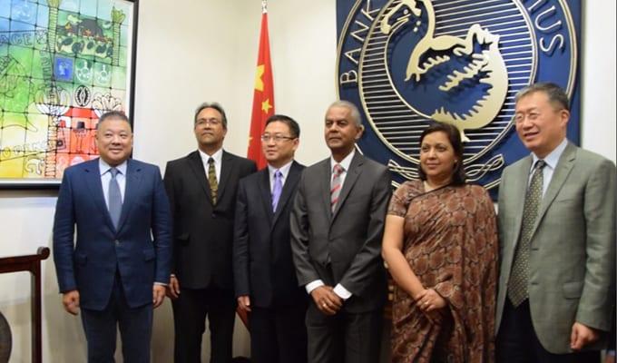 [Vidéo] La Bank of China veut «contribuer au développement économique de Maurice»