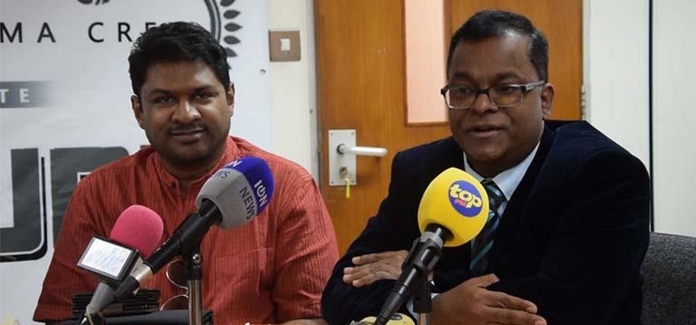 [Vidéo] Le chanteur Devan Ekambaram à l'affiche du festival tamoul de ce 2 novembre