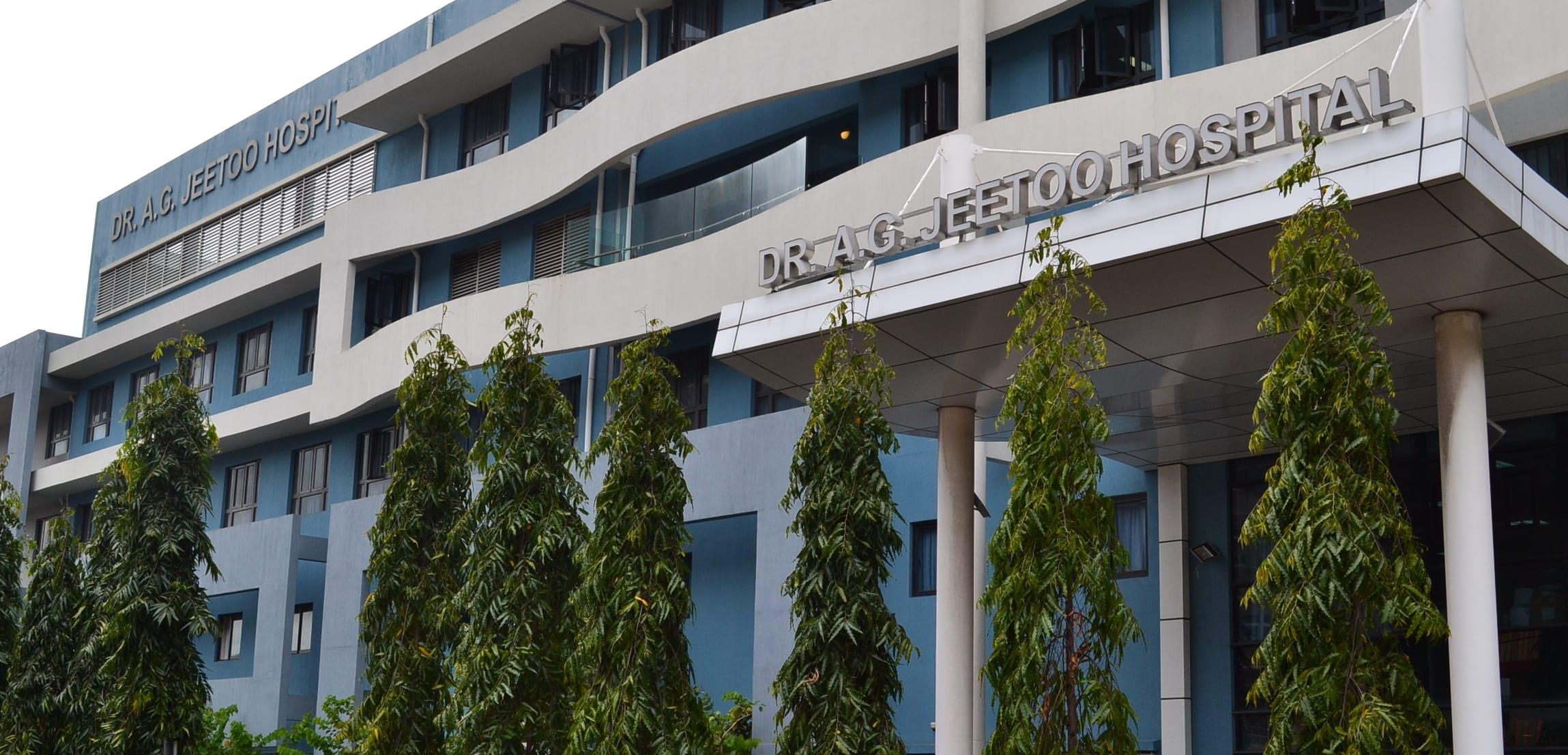 A l'hôpital Jeetoo : Un infirmier agresse un étudiant