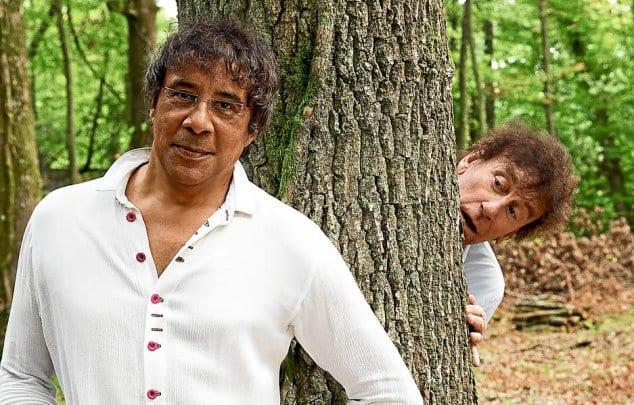 Alain Souchon et Laurent Voulzy, tandem mythique et magique en concert à Maurice
