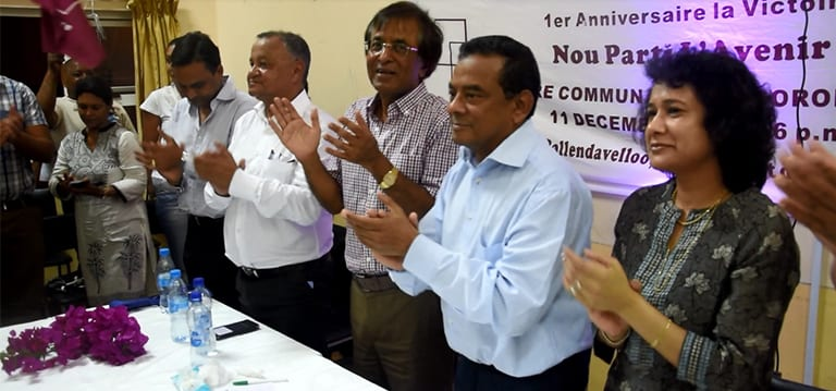[Vidéo] Le Muvman liberater défend Vijaya Sumputh et le bilan social de l'Alliance Lepep
