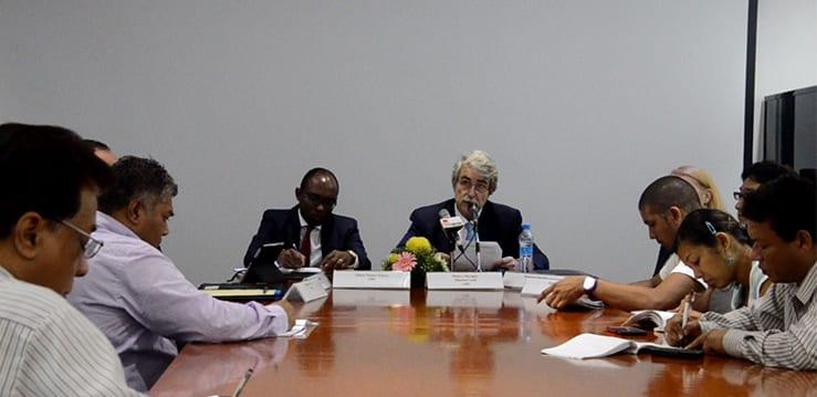 [Vidéo] Le FMI affiche un «optimisme» conditionnel pour l'économie mauricienne en 2016