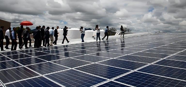 Pour la création d'un ministère de la Transition énergétique