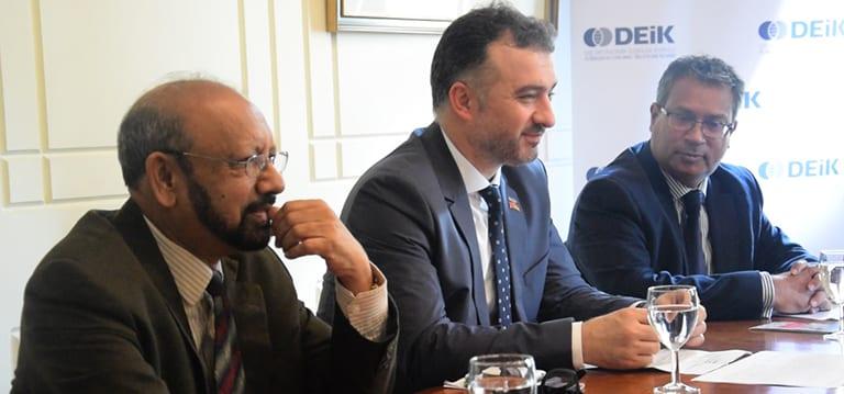 [Vidéo] Maurice et la Turquie souhaitent s'attaquer ensemble au marché africain