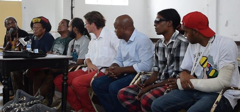 [Vidéo] Le Kolektif artis morisien exige le respect des lois et annonce une marche pacifique