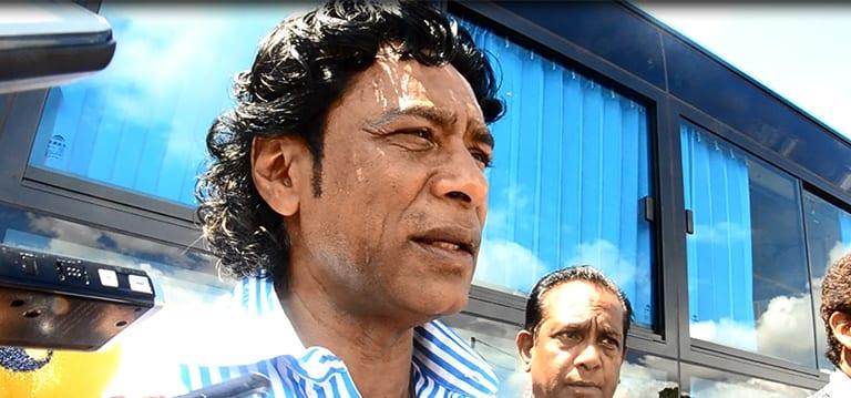 [Vidéo] Bodha promet une opération crackdown visant les vans «marron»