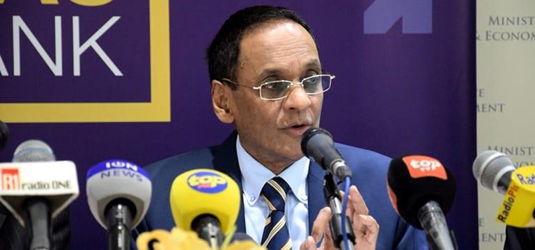 [Vidéo] La MauBank peut devenir la «2e banque du pays», soutient Lutchmeenaraidoo