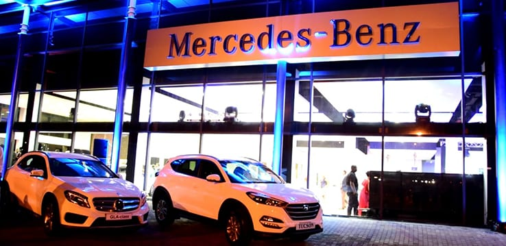 [Vidéo] Après une année «compliquée», CFAO Motors se veut «garant des standards Mercedes»