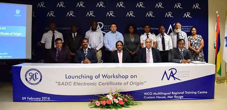[Vidéo] Maurice sert de modèle pour la mise en place du certificat d'origine électronique en Afrique