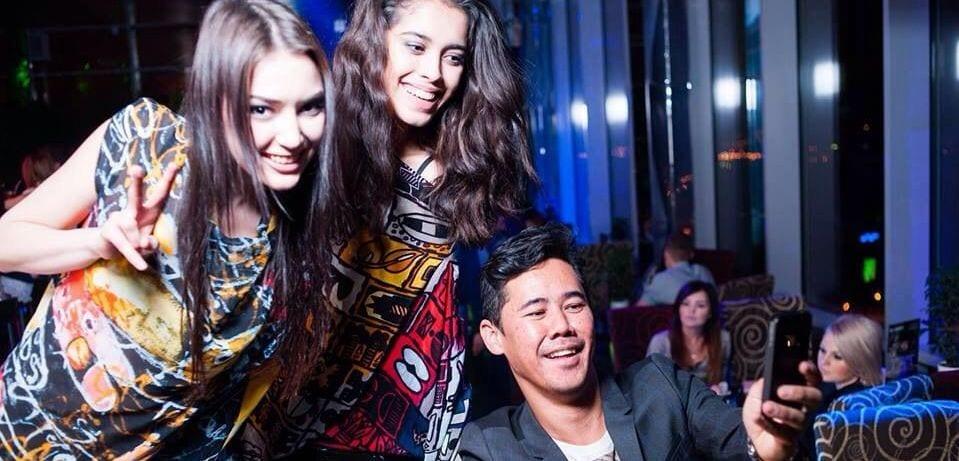 Samuel Yeung à l'assaut de la Fashion Week de Vancouver