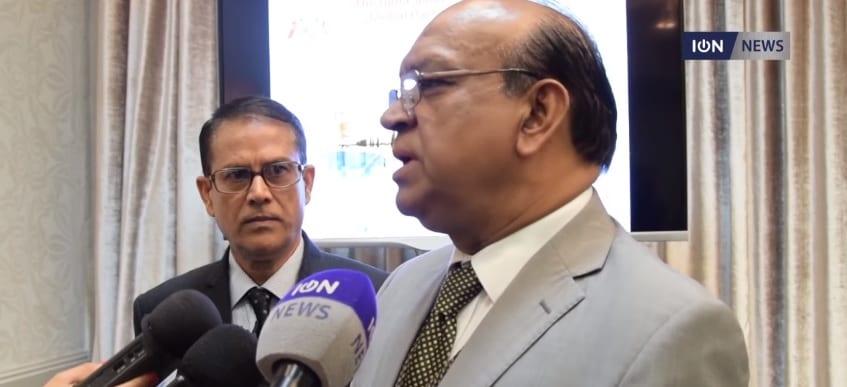 [Vidéo] Un forum entre hommes d'affaires mauriciens et indiens prévu en juillet