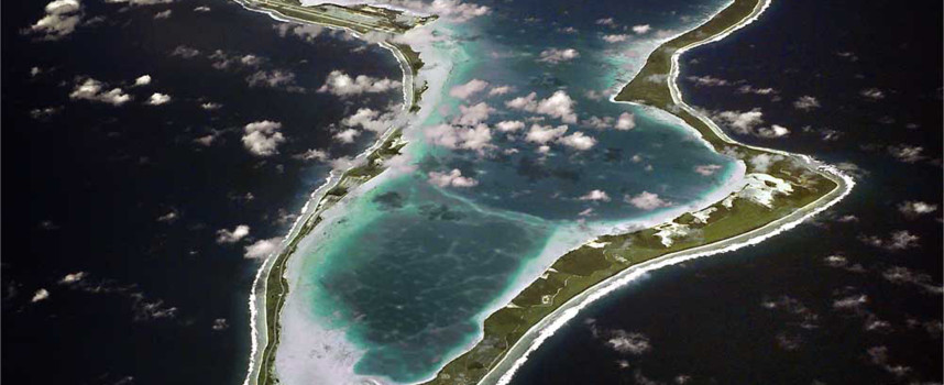 Le Diego Garcia and Chagos Islands Council ne reconnaît que la souveraineté britannique sur l'archipel