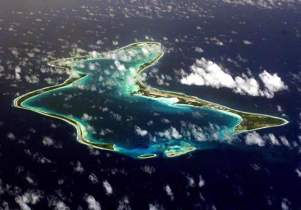 Diego Garcia secoué par un séisme de magnitude 5,2