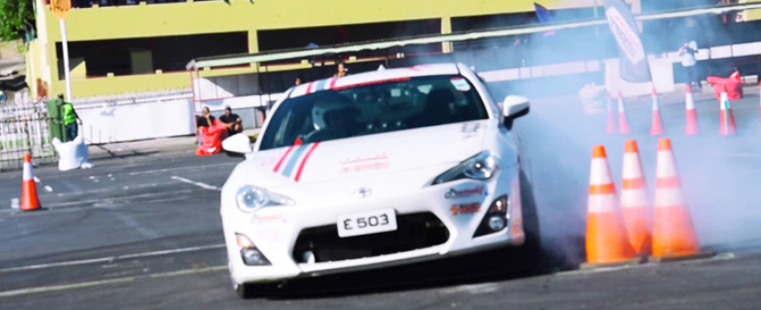[Vidéo] Red Bull Car Park Drift: Emmanuel d'Hotman conserve son titre