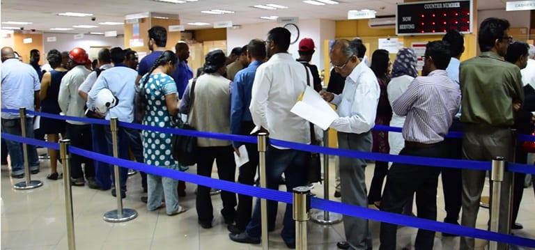 Déclaration d'impôts : Le rush des dernières heures