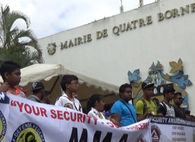 [Vidéo] La Mauritius Self-Defense Association se mobilise contre la violence