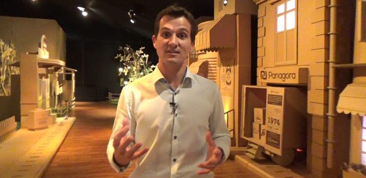 [Vidéo] Cédric de Spéville raconte l'idée derrière l'exposition inédite des 50 ans d'Eclosia