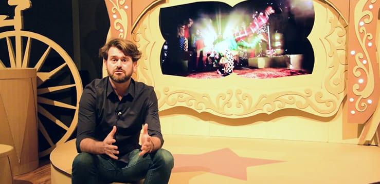 [Vidéo] Vincent Montocchio parle du pari réussi de l'émotion lors de l'exposition d'Eclosia