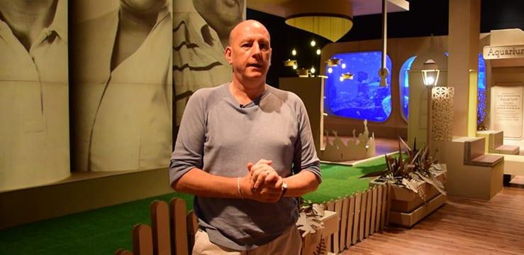 [Vidéo] Jean-Luc Manneback évoque les défis techniques liés à l'exposition des 50 ans d'Eclosia