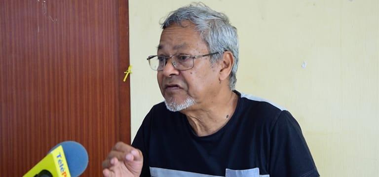 [Vidéo] Bizlall en appelle à Gurib-Fakim pour que Megh Pillay soit réintégré