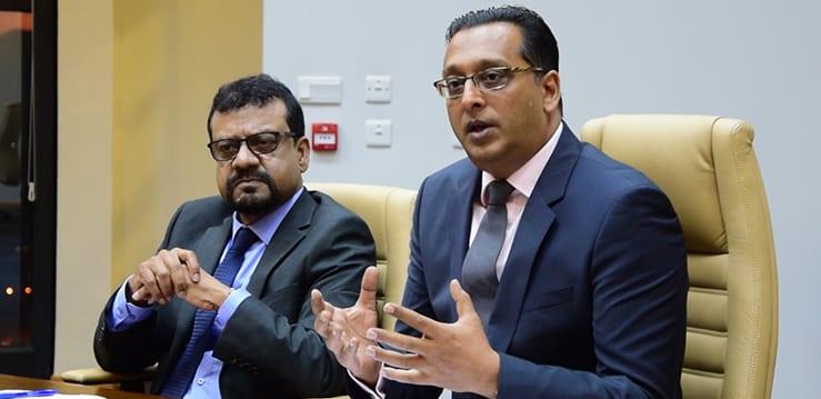 [Vidéo] Bhadain évoque les «manquements énormes» à Air Mauritius après sa rencontre avec Pillay