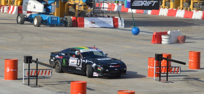 Red Bull Car Park Drift Series 2016: Déception du Mauricien Emmanuel d'Hotman