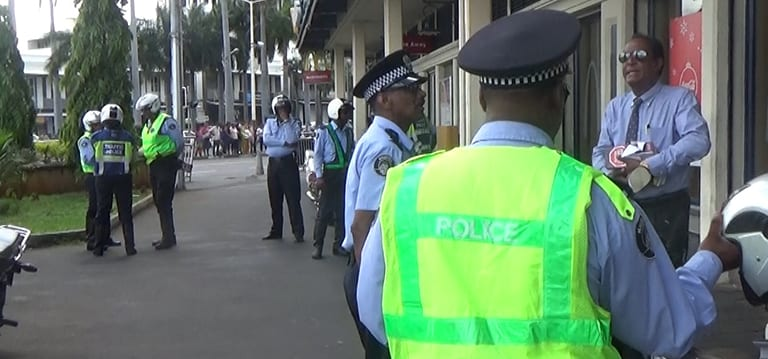 Confinement national : MT forme les policiers sur l'utilisation du WAP