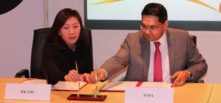 Services financiers: Mission fructueuse de la FSPA à Hong-Kong