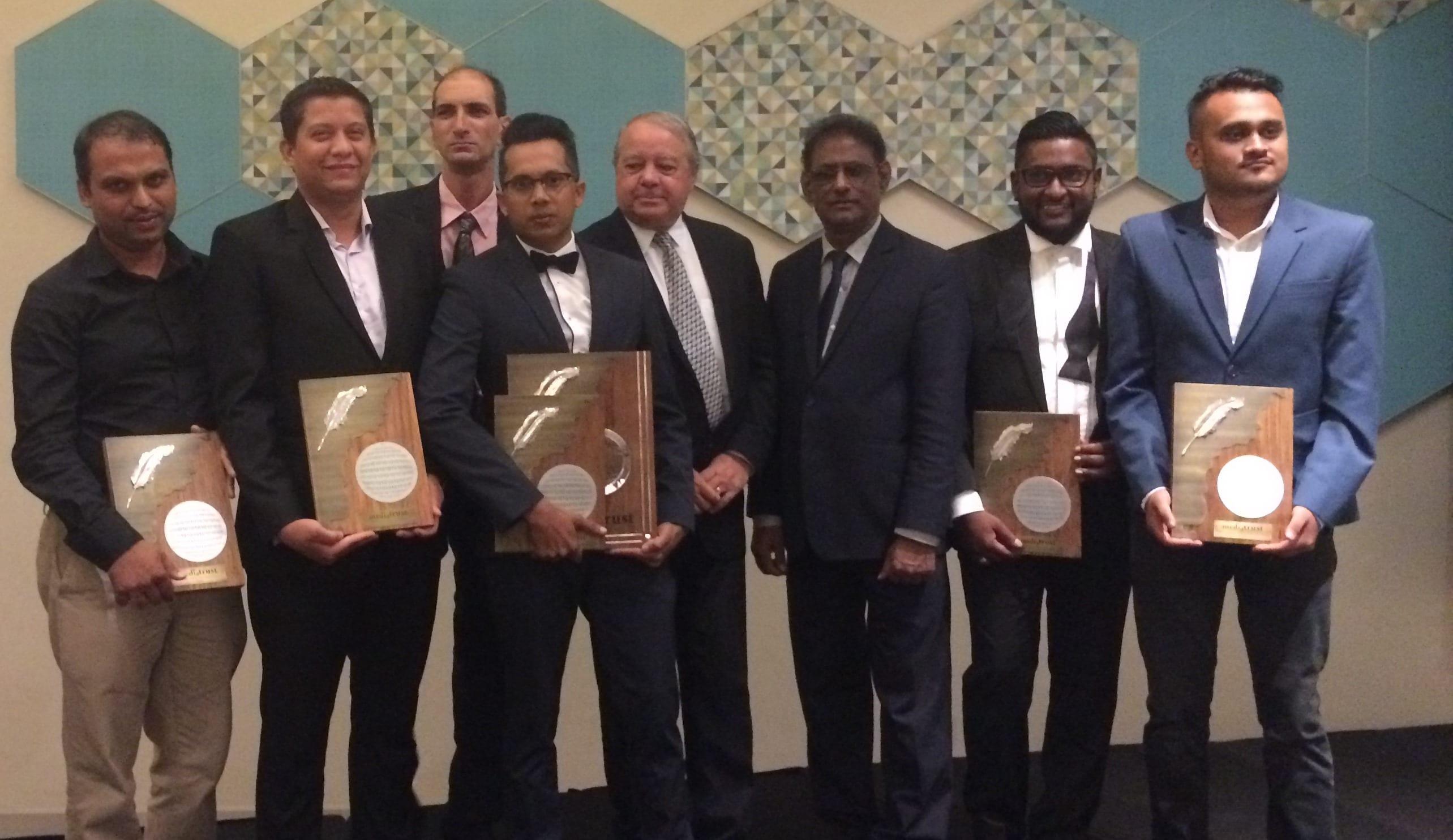 [Médias] Abhi Ramsahaye couronné au Prix Nicolas Lambert 2017