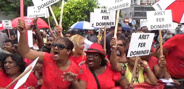Incident devant les Casernes centrales: Devanand Ritoo sera interrogé